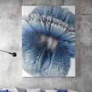 Modny obraz na płótnie - Blue Explosion