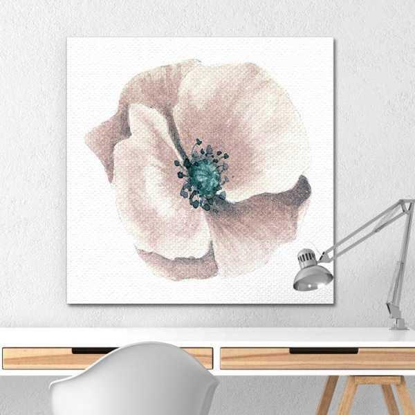 Modny obraz na płótnie - Watercolor Flower