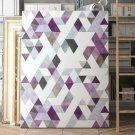Modny obraz na płótnie - Purple Triangle