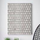 Modny obraz na płótnie - Silver Triangle