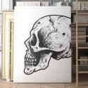 Modny obraz na płótnie - Skull Art