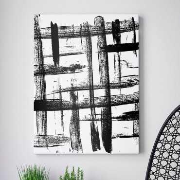 Modny obraz na płótnie - Total Abstraction
