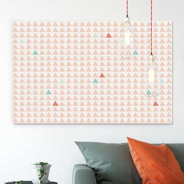 Modny obraz na płótnie - Triangular Maze
