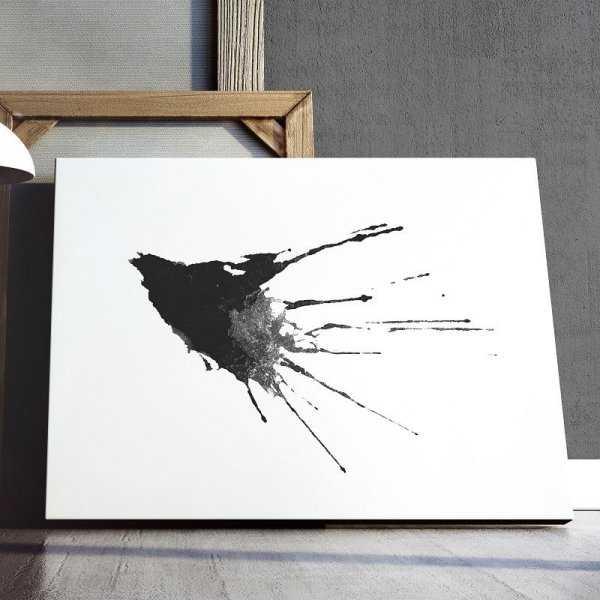 Artystyczny obraz na płótnie - INKY DESIGN