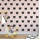 Tapeta dla dzieci - BLACK CATS