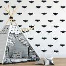 Tapeta dziecięca - SCANDI BATS