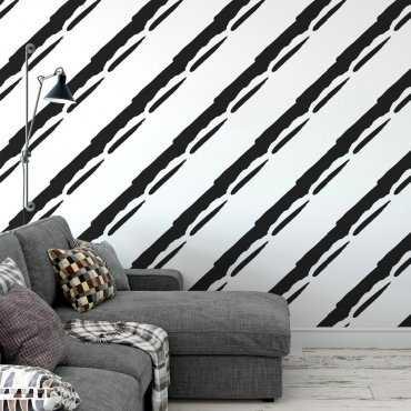 Tapeta na ścianę - Art Wave