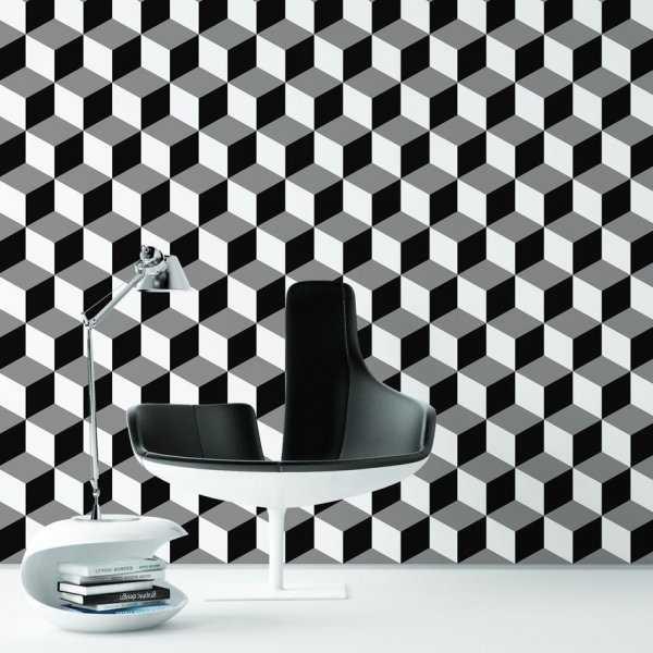 Tapeta na ścianę - Blocks Art