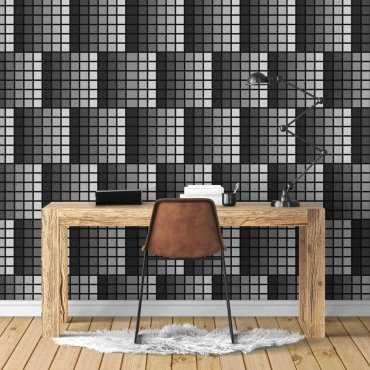 Tapeta na ścianę - Modern Window 3D