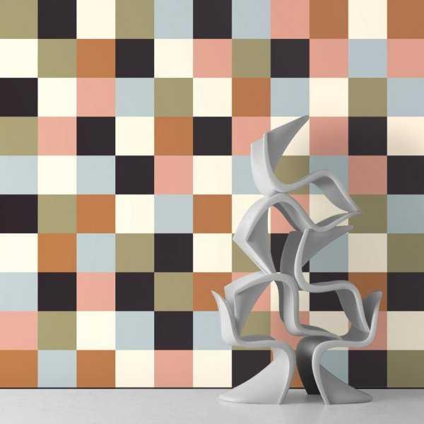 Tapeta na ścianę - Crazy Chess