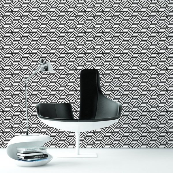 Tapeta na ścianę - Cubes Art