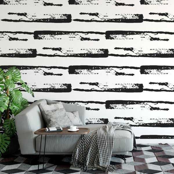 Tapeta na ścianę - Amazing Brush