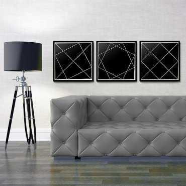 Geometric Art - Komplet plakatów