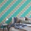 Tapeta na ścianę - GEOFLOWERS ART