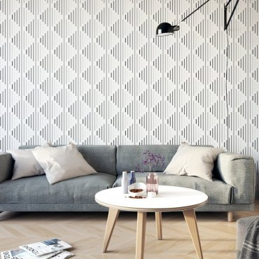 Tapeta na ścianę - MINIMAL 3D