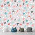 Tapeta na ścianę - LUCKY STARS