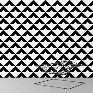 Tapeta na ścianę - MODERN PYRAMID