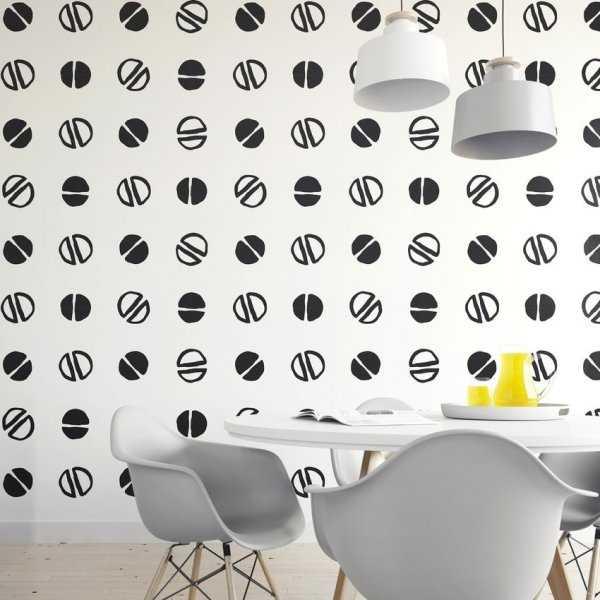 Tapeta na ścianę - MODERN COFFEE