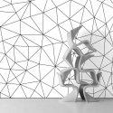 Tapeta na ścianę - TRIANGLE WEB