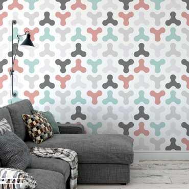 Tapeta na ścianę - TRIPLE ART
