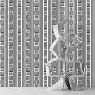 Tapeta na ścianę - STRIPPED MODERNITY