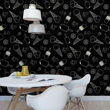 Tapeta na ścianę - SWEET SHADOW