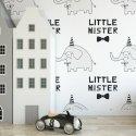 Tapeta dziecięca - LITTLE MISTER
