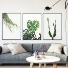 Zestaw plakatów dziecięcych - PLANT DESIGN