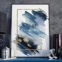 Plakat w ramie - Be original