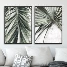 Zestaw dwóch plakatów - Palms Art