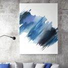 Obraz na płótnie - BLUE SPLASH