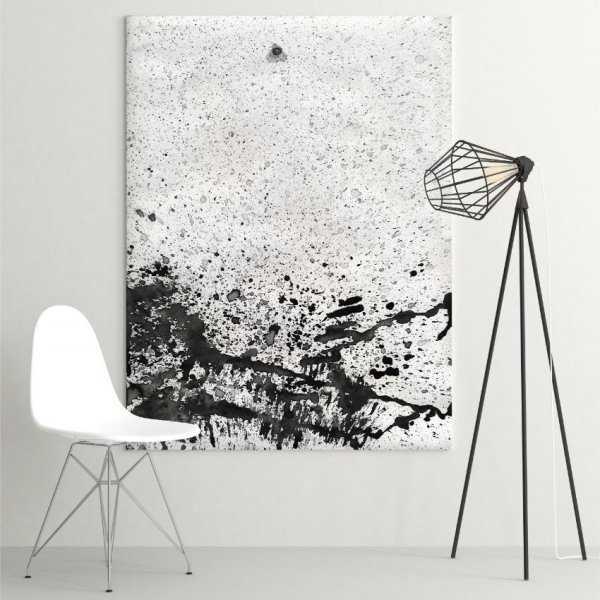 Obraz na płótnie - ARTISTIC RAINFALL