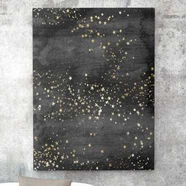 Obraz na płótnie - GOLDEN STARS