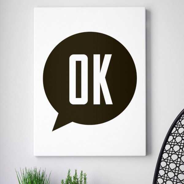 Obraz na płótnie - OK DESIGN
