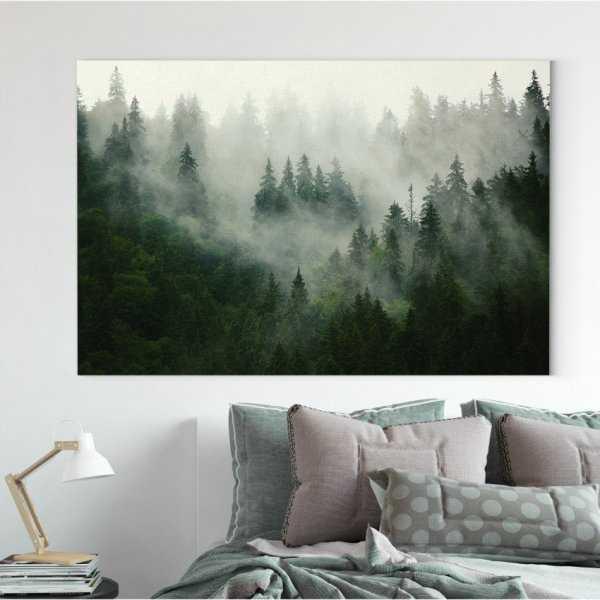 Obraz na płótnie - FOREST NATURE