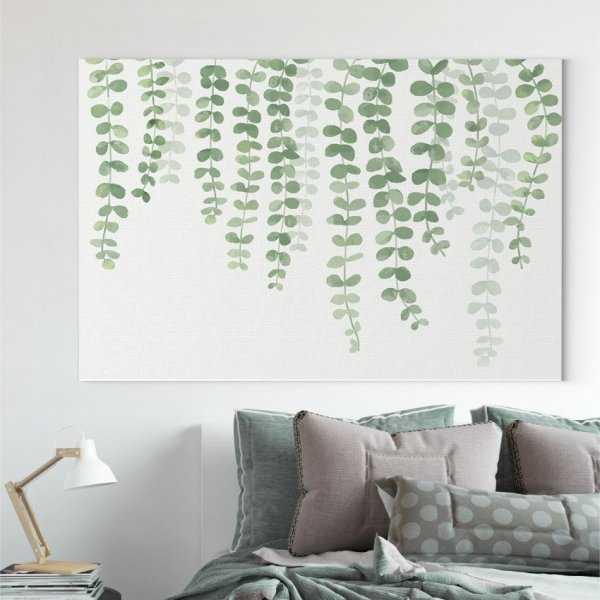 Obraz na płótnie - MINIMALIST PLANTS