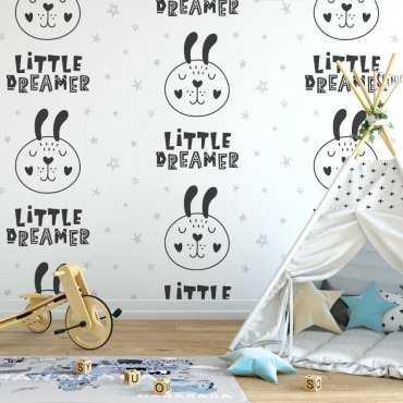Tapeta dziecięca - LITTLE DREAMER