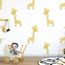Tapeta dziecięca - LOVELY GIRAFFE