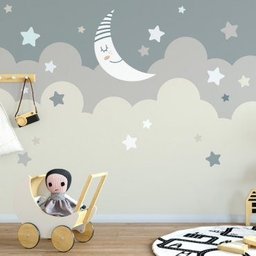 Tapeta dziecięca - LOVELY SLEEPING
