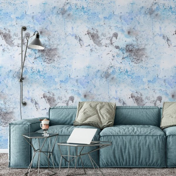 Tapeta na ścianę - ART BLUE