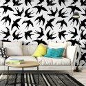 Tapeta na ścianę - BIRDY MADNESS