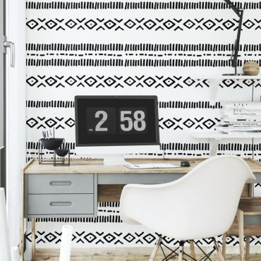 Tapeta na ścianę - ETNIC LINES