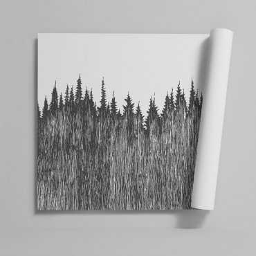 Tapeta na ścianę - FORESTWALL
