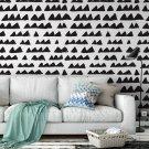 Tapeta na ścianę - HANDDRAWN MOUNTAINS