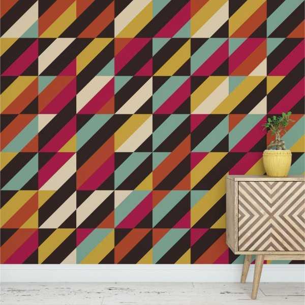 Tapeta na ścianę - IRIDESCENT ART