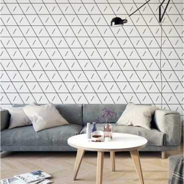 Tapeta na ścianę - MINIMAL LINES
