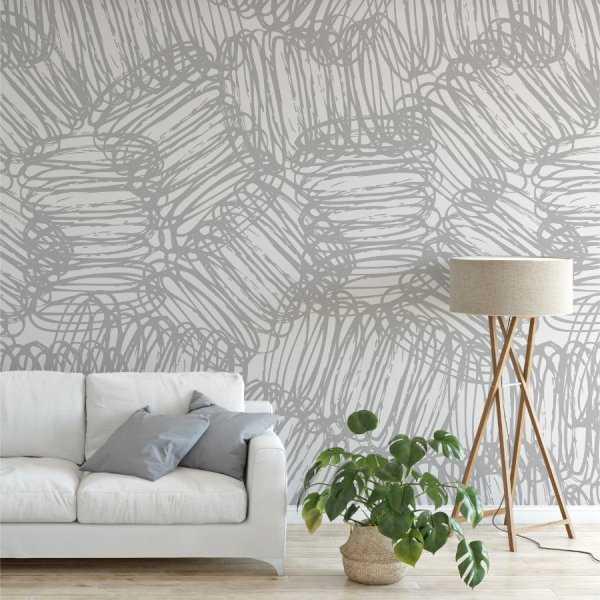 Tapeta na ścianę - TORNADO SHADOW