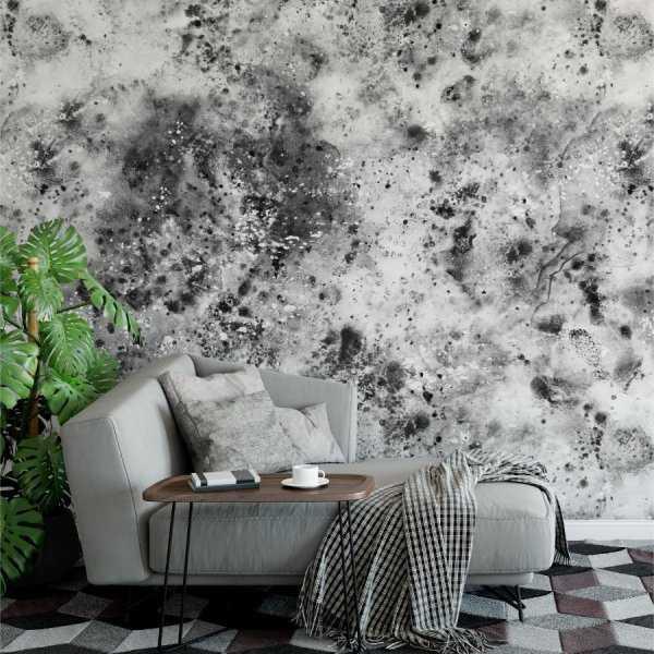 Tapeta na ścianę - STORMY FOG