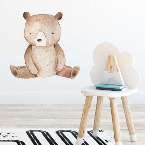 Naklejka na ścianę - BABY BEAR