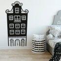Naklejka na ścianę - SCANDI HOUSE